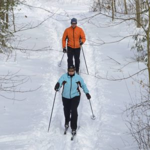 Cross Country Skiing; Winter Sports