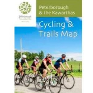 Peterborough cycling map