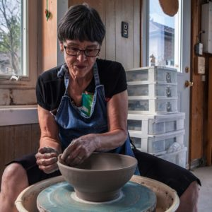 Arts & Heritage Trail – Peace Of Earth Pottery 3 – Photo by Justen Soule copy