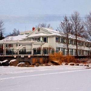 Emhirst's Resort in Winter