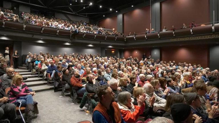 A ReFrame screening at Showplace, Peterborough