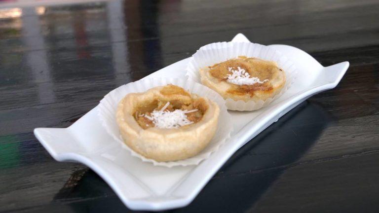 Coconut tarts by Sandy Terzo of Dolce, Fenelon Falls