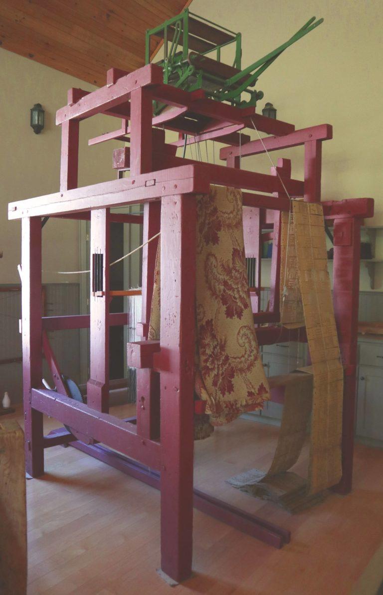 The Lang Jacquard Loom: Grandmother of Modern Computing