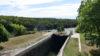 View over Ranney Falls Locks 11/12 in Campbellford