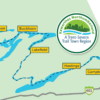 TSW Trail Towns map