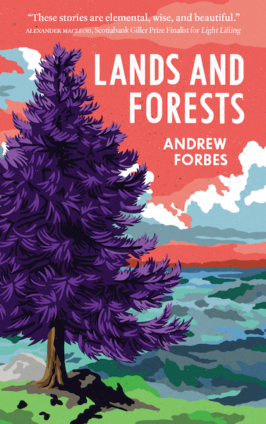 Cover of Lands and Forests by Andrew Forbes